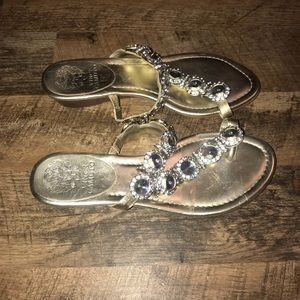 Vince Camuto Studded Sandals